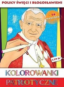 Kolorowanki Patriot. Polscy Święci i Błogosławieni - 177120
