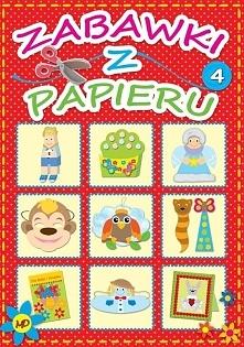 Zabawki z papieru 4 - 163583