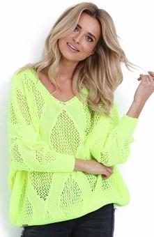 Fobya F626 sweterek zielony...
