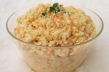Coleslaw, surówka z kapusty