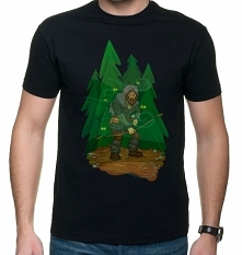 Koszulka fantasy, Łowca