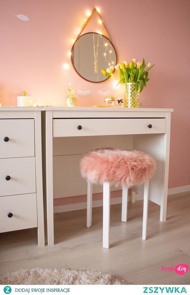 Metamorfoza taboretu IKEA Frosta
