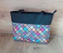 torebka damska handmade zap...