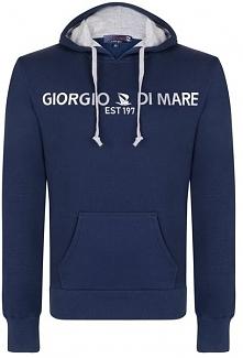 Giorgio Di Mare Bluza Męska Xl Ciemnoniebieska