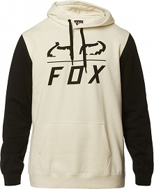 FOX Bluza Męska Furnace Pullover Fleece M Kremowa