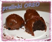 Przysmak dla wielbicieli ciasteczek Oreo;) Wystarczą tylko 3 składniki… ciast...