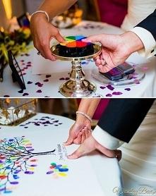 Pomysł na pamiątkę ślubna
