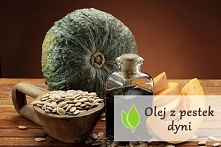 Olej z pestek dyni - właściwości