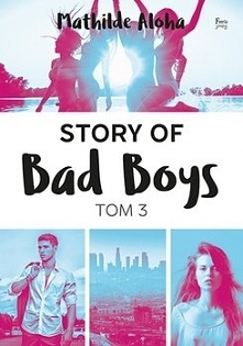 3. Mathilde Aloha - Story of bad boys tom 3