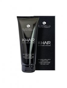 Naturalna odżywka do włosów kręconych i falistych 200ml  - Alkemilla  Odżywka do włosów kręconych i falistych Alkemilla ułatwia rozczesywanie, zmiękcza włosy, zapewnia sprężysto...