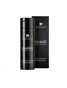 Naturalny szampon zwiększający objętość włosów 250ml  - Alkemilla  Szampon zwiększający objętość włosów Alkemilla z linii K-Hair przeznaczony do codziennego stosowania do każdeg...