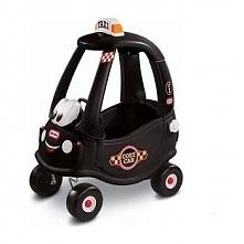 Zabawka Samochód Cozy Coupe Czarne Taxi LT