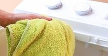 Poznaj sposób, aby ręczniki wyglądały jak nowe