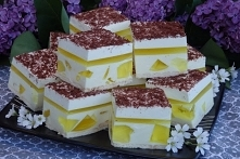 Ciasto Cytrynka bez pieczenia