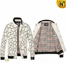 Custom Leather Jacket & Leather Shoes | CWMALLS® Rome Quilted Leather Bom...