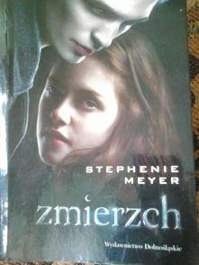 9.Zmierzch - Stephenie Meyer