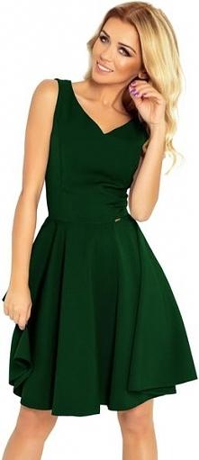 Numoco Sukienka Damska L Zielony