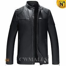 Custom Made Men Leather Jacket CW806036 | CWMALLS.COM