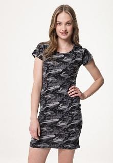 Granatowa Sukienka Obstacle