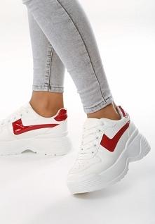 Czarne Sneakersy Over
