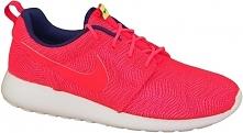 Nike Roshe One Moire Wmns 819961-661 40 Czerwone