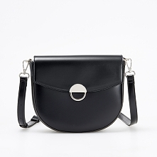 Torebka typu saddle bag - Czarny