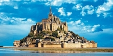 Normandia, Francja. Cudowne miejsce. Piękne puzzle do ułożenia, zapraszamy! :)