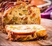 Ciasto z rabarbarem Kingi