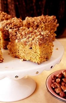 ciasto ucierane z dynia