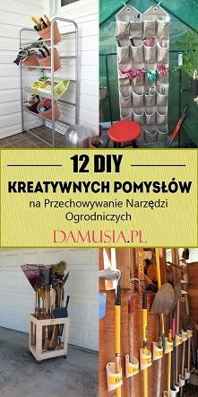 12 DIY Kreatywnych Pomysłów...