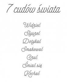 7 cudów świata