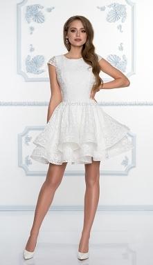 Kliknij w zdjęcie by przejść do produktu sukienkowo.com  TIFFANY - Koronkowa ...