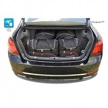 BMW 7, 2008-2015 TORBY DO BAGAŻNIKA 4 SZT KJUST - 7007040