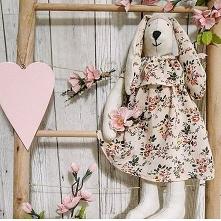 Wiosenny króliczek