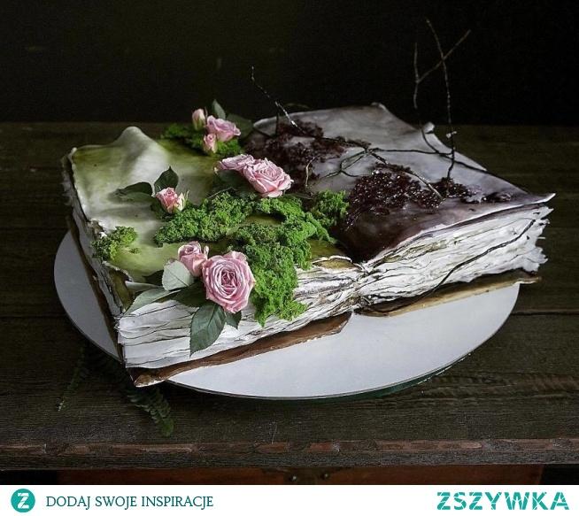 Tort dla miłośników książek :)