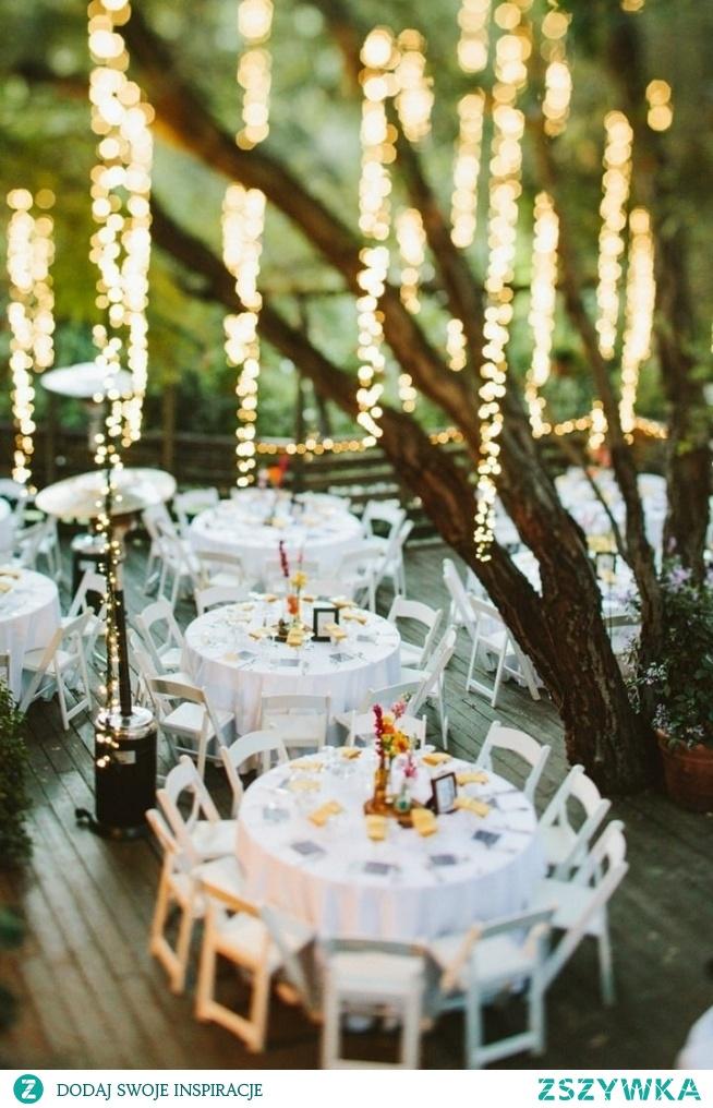okrągłe stoły, co myślicie o takim rozwiązaniu na wesele? :)