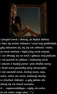 Przytul, obiecaj, kochaj