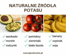 Naturalne źródła potasu