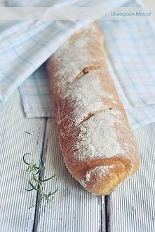 chleb czosnkowy z rozmarynem