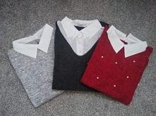 Nowe sweterki różne rozmiary. Zapraszam po więcej informacji na maila diana.augustyn@onet.pl