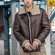 Haute Couture Men Sheepskin Jacket CW808383 | CWMALLS.COM