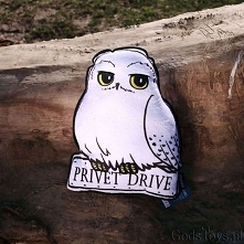 Poduszka Hedwiga <3 Lubi...