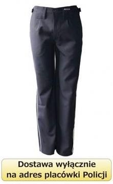 Spodnie służbowe letnie pol...