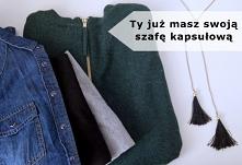 Ty już masz swoją szafę kapsułową, czyli wielkie porządki w garderobie • origamifrog.pl