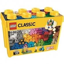 Klocki LEGO Classic Kreatywne Duże Pudełko 10698 od 4 lat