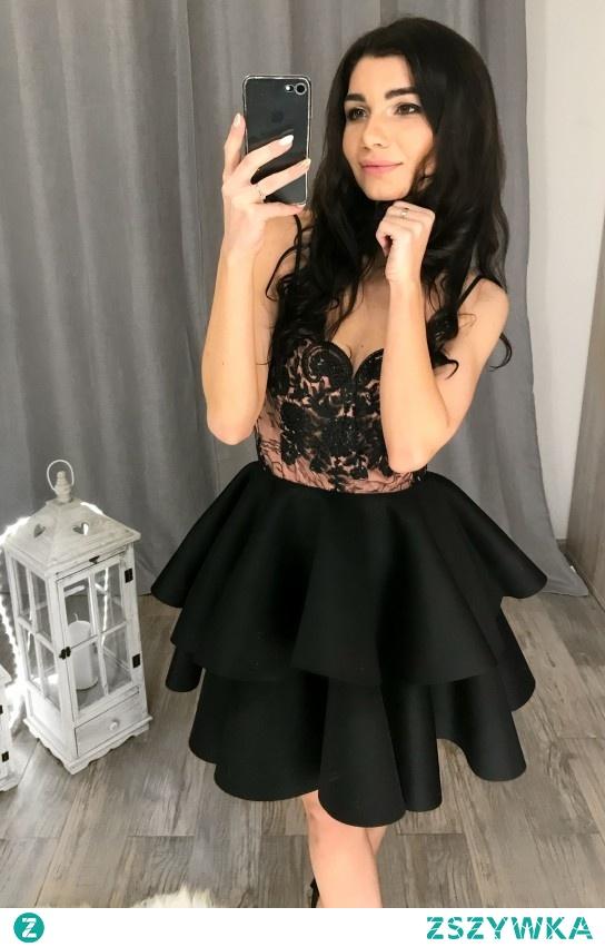 Koktajlowa sukienka <3