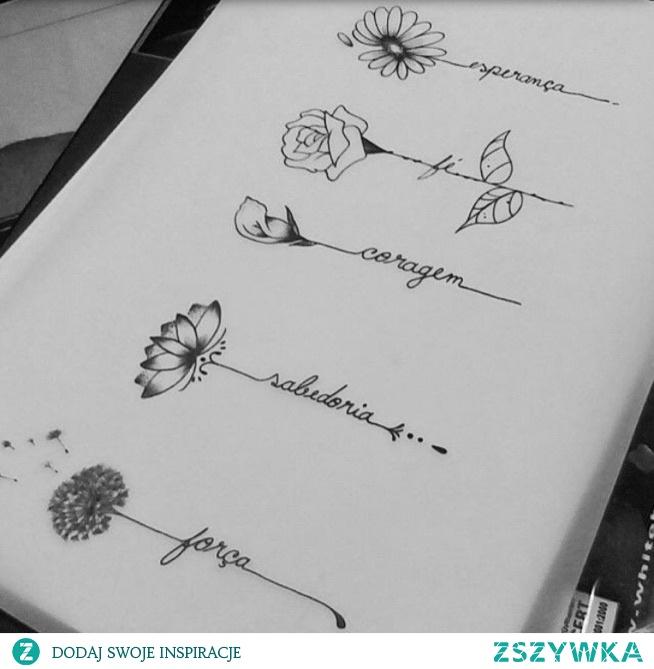 pomysł na tatuaż
