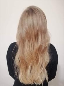 moje piękne nowe włosy ❤️