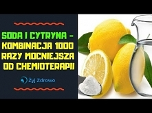 Soda i cytryna – kombinacja...
