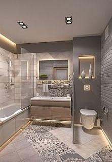 Cudowna łazienka